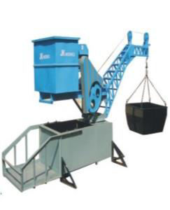 Winch Crane Machine